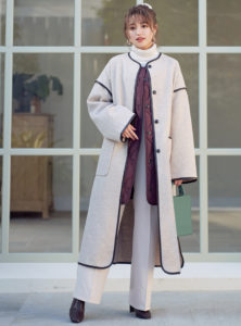 初詣に合う綺麗めジーパン&デートコーデ服装(女性)まとめ!冬でも暖かい中学生や高校生にもおすすめのレディースコーデを紹介!